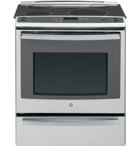 "GE PHS920SFSS Profile 30"" Stainless Steel Electric Slide-In Induction Range review"