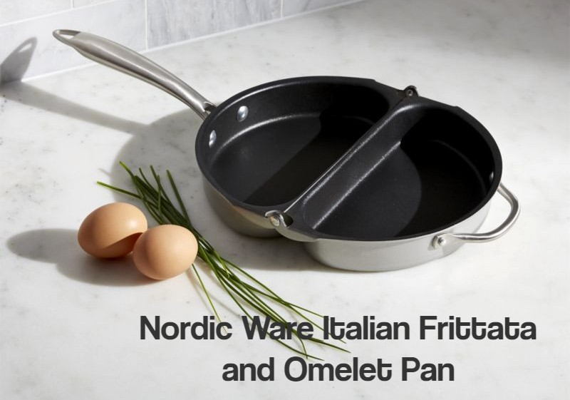 Nordic Ware Italian Frittata and Omelet Pan
