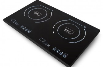 True Induction S2F2 Double Burner Induction Cooktop