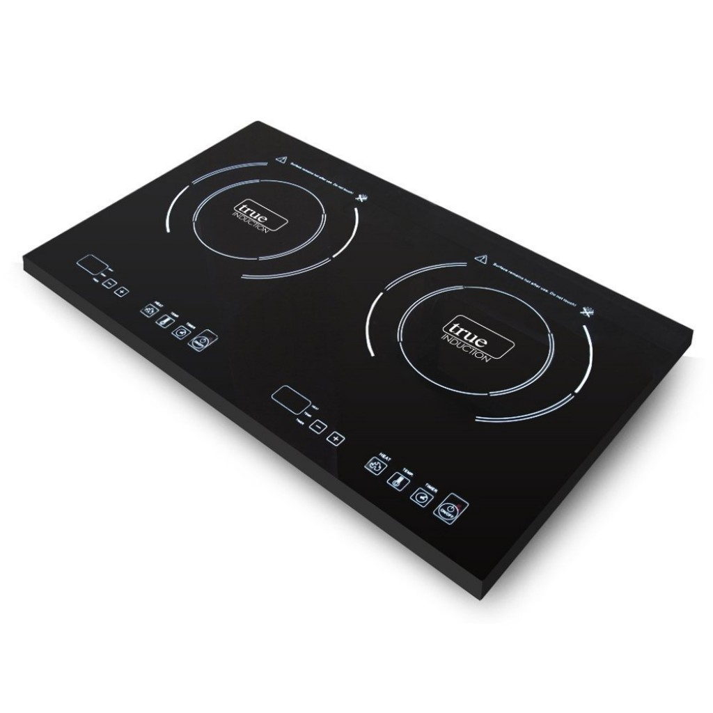 True Induction S2F2 Cooktop, Double Burner