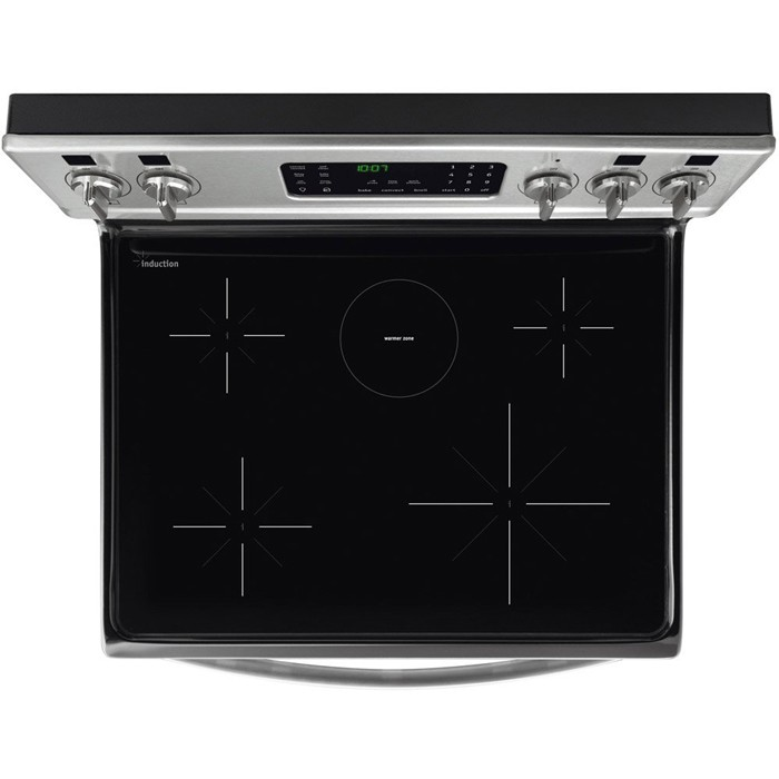 "Frigidaire FGIF3061NF Gallery 30"" Stainless Steel Electric Induction Range"