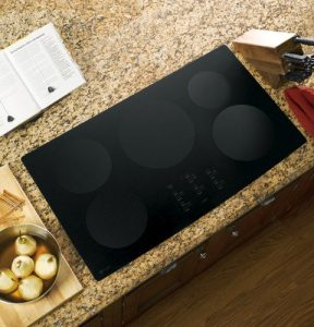 GE PHP960DMBB Built-in Induction Cooktop