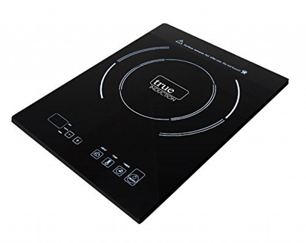 True Induction P3D Single Burner Induction Cooktop