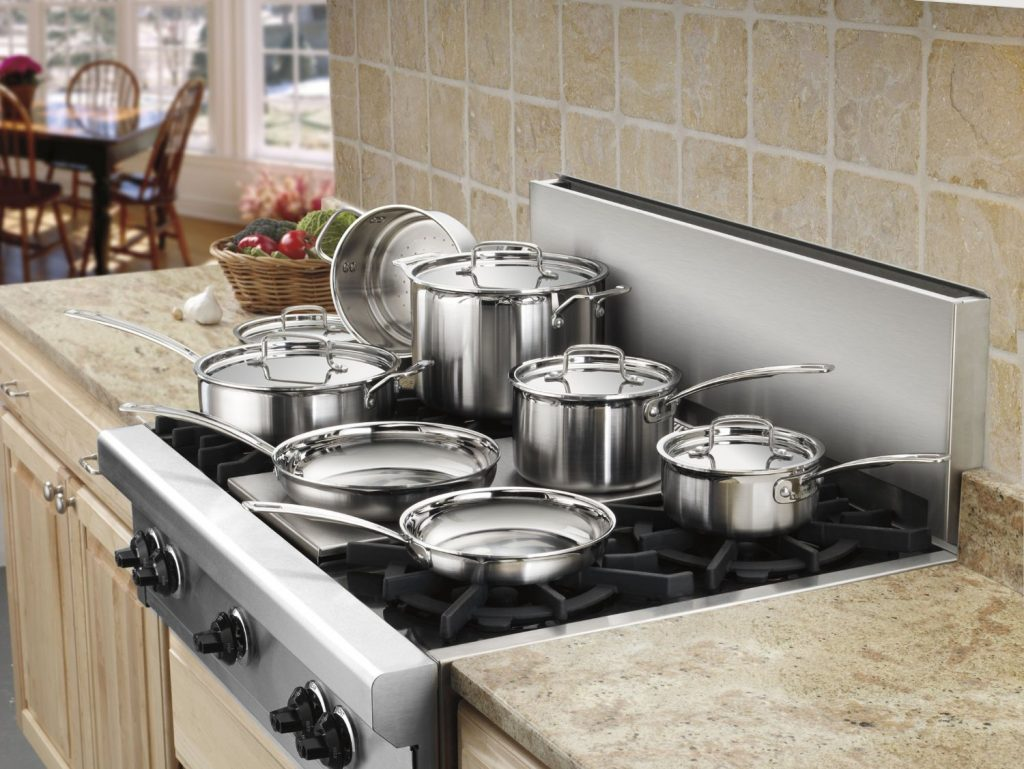 cuisinart multiclad pro review of induction cookware