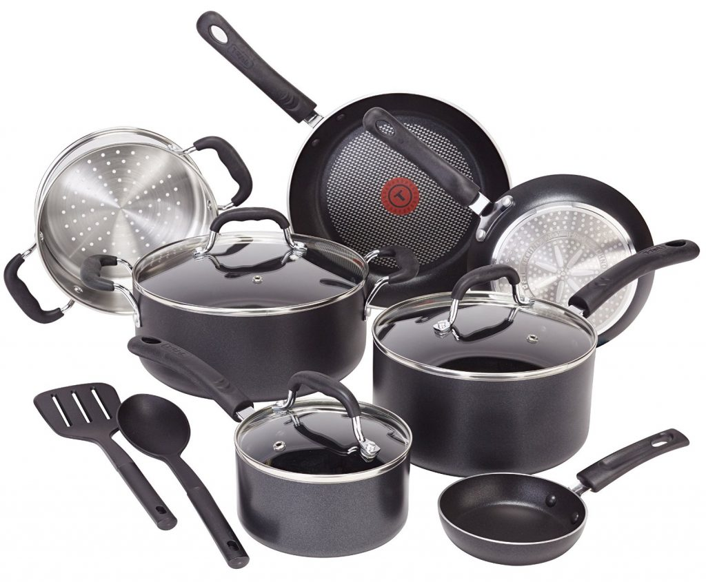 T-Fal C515SC Non Stick Cookware Review