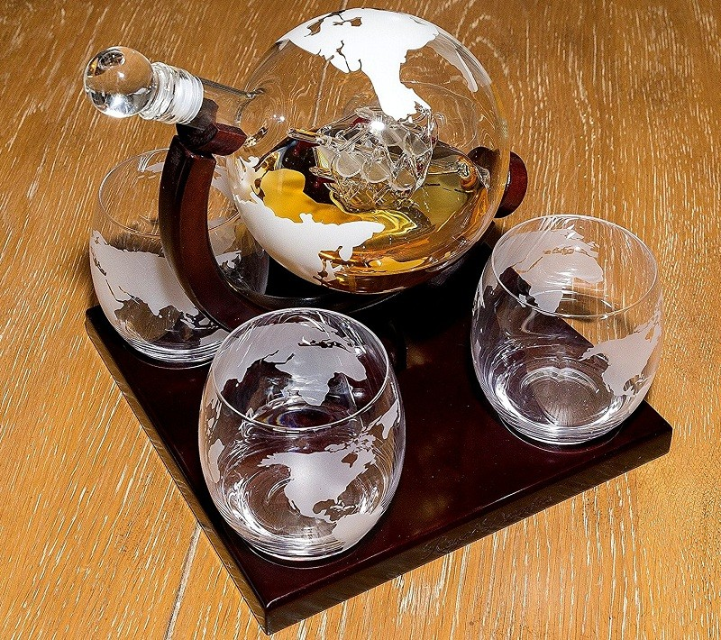 Best Whiskey Decanter Set