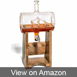 Whiskey / Bourbon Decanter from Prestige Decanters