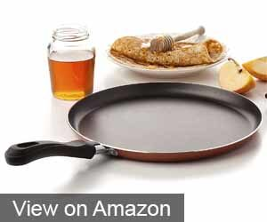 Large Crepe Pan with Bakelite Handle