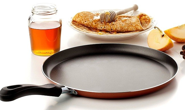 Large Crepe Pan with Bakelite Handle review