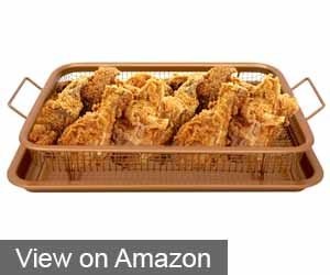 Gotham Steel Crisper Tray Set