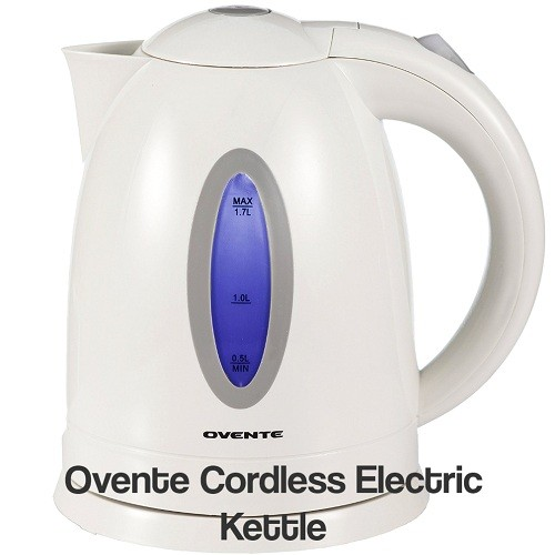 Ovente Cordless Electric Kettle