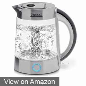 Best Glass Electric Kettle 2019 What is the Best Cordless Electric Kettle? Steel, Glass Or Plastic