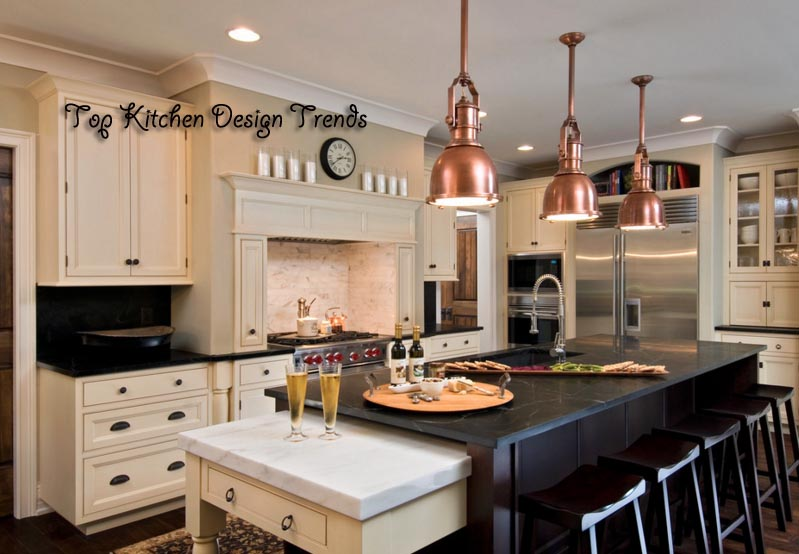 Top Kitchen Design Trends For 2018