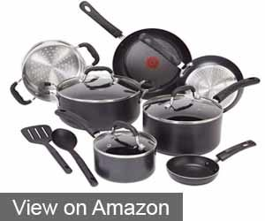 T-Fal C515SC Professional Nonstick Cookware Set review