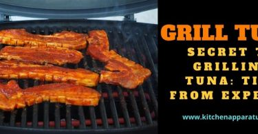 how to grill tuna steaks