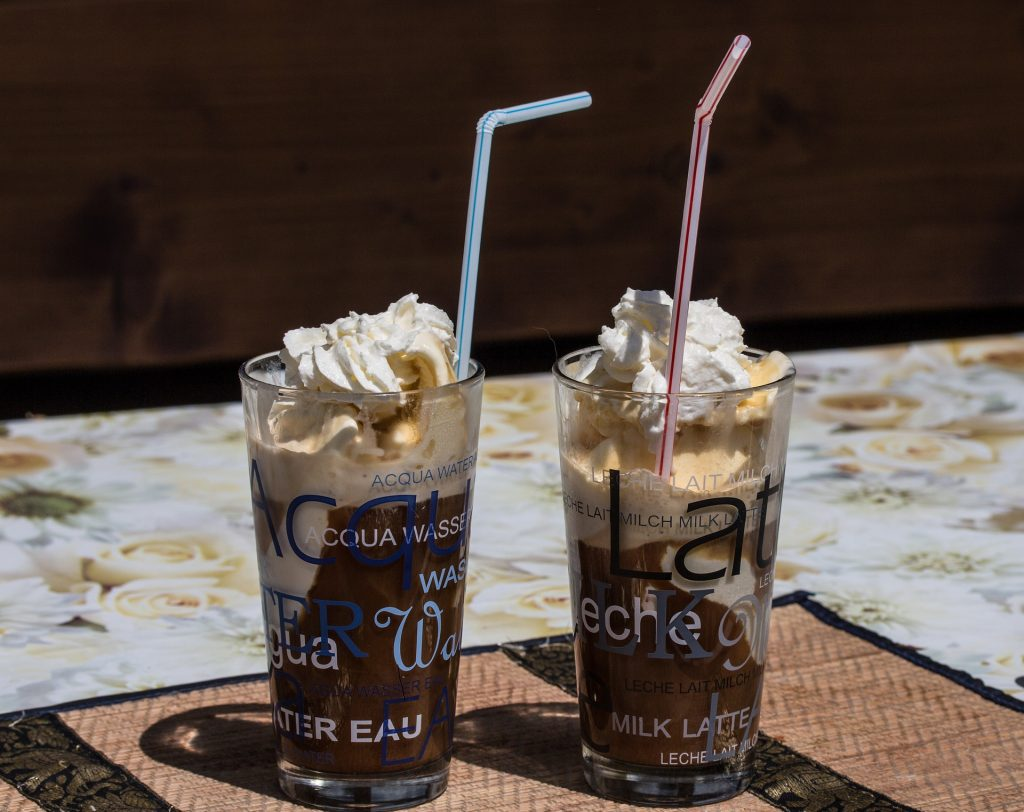 Quick and Easy Coffee Recipes Ready