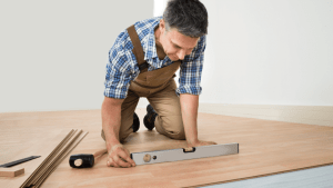 how to remove panel from cabinet door