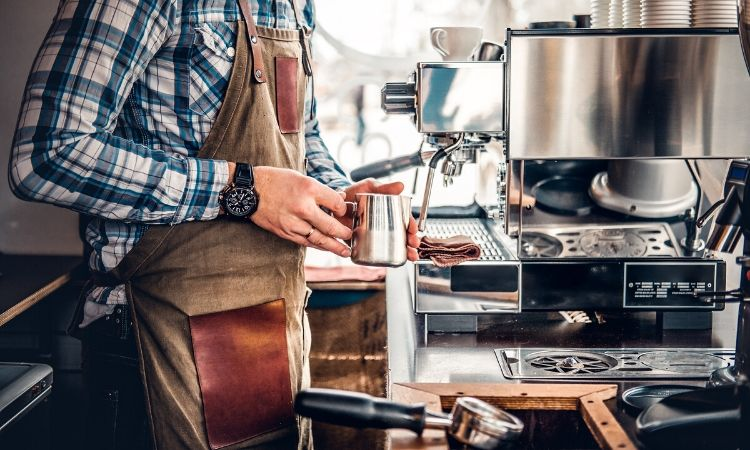 buying tips for commercial manual espresso machine
