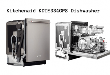 Kitchenaid KDTE334GPS Dishwasher Review