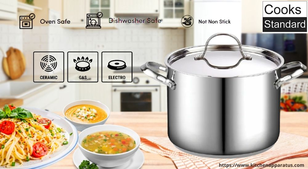 cooks standard review