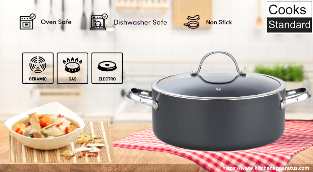 cooks hard anodized cookware reviews