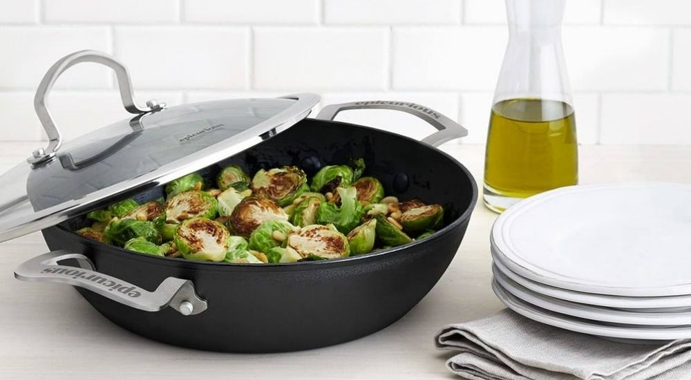 epicurious cookware ratings