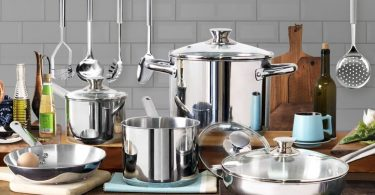 homi chef stainless steel cookware reviews