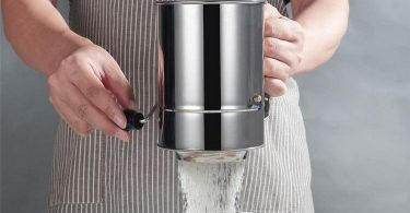 How to Clean a Flour Sifter