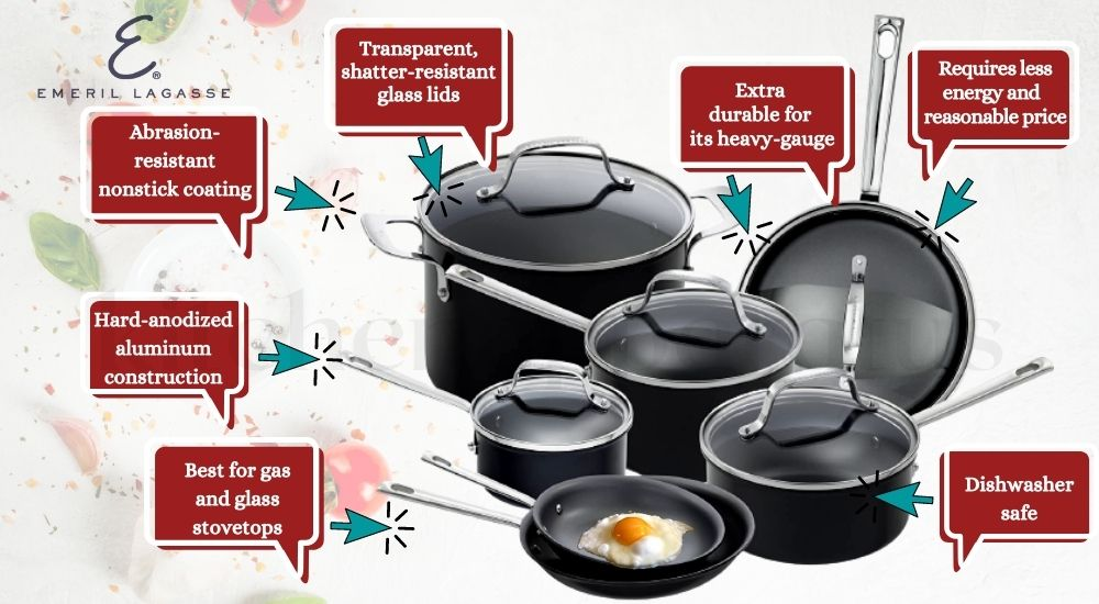 emeril lagasse hard anodized cookware