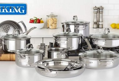 viking cookware reviews