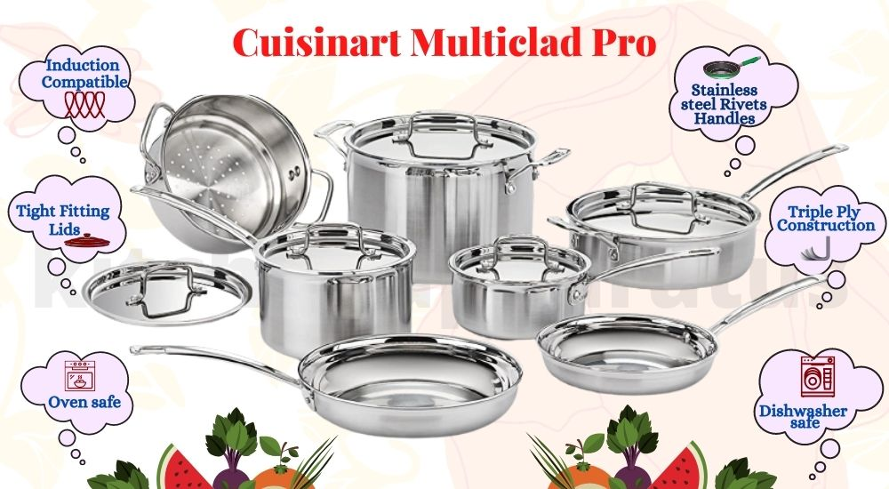 cuisinart multiclad review