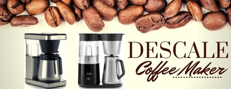 How to Descale an OXO Coffee Maker