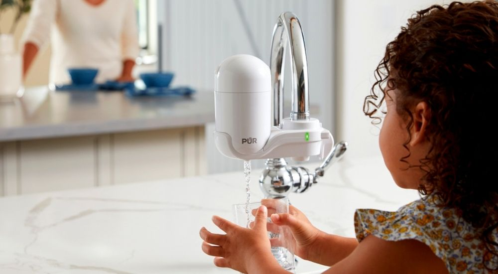 PUR Water Filter Troubleshooting